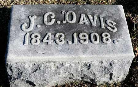DAVIS, J C - Richland County, Ohio | J C DAVIS - Ohio Gravestone Photos