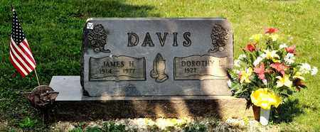 DAVIS, JAMES H - Richland County, Ohio | JAMES H DAVIS - Ohio Gravestone Photos