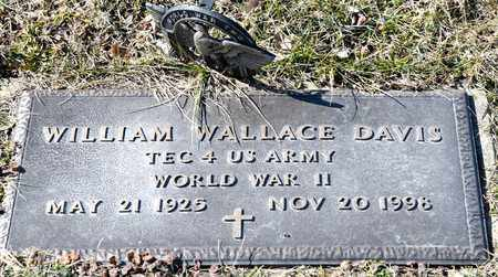 DAVIS, WILLIAM WALLACE - Richland County, Ohio | WILLIAM WALLACE DAVIS - Ohio Gravestone Photos