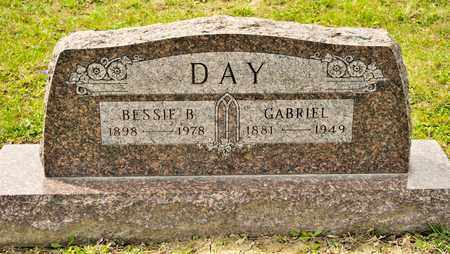 DAY, BESSIE B - Richland County, Ohio | BESSIE B DAY - Ohio Gravestone Photos