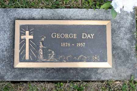DAY, GEORGE - Richland County, Ohio | GEORGE DAY - Ohio Gravestone Photos