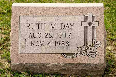 DAY, RUTH M - Richland County, Ohio | RUTH M DAY - Ohio Gravestone Photos