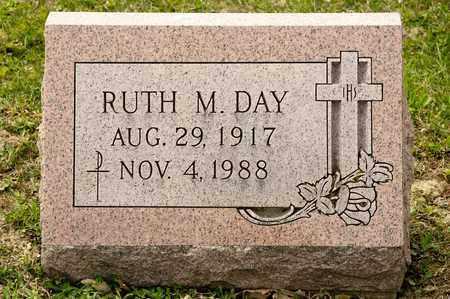 DAY, RUTH M - Richland County, Ohio | RUTH M DAY - Ohio Gravestone Photos