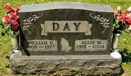 DAY, WILLIAM D - Richland County, Ohio | WILLIAM D DAY - Ohio Gravestone Photos