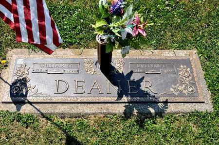 DEANER, WILLIAM G - Richland County, Ohio | WILLIAM G DEANER - Ohio Gravestone Photos