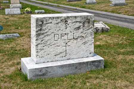 DELL, ELIZABETH K - Richland County, Ohio | ELIZABETH K DELL - Ohio Gravestone Photos