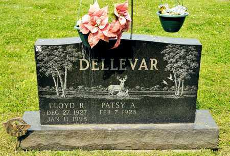 DELLEVAR, LLOYD R - Richland County, Ohio | LLOYD R DELLEVAR - Ohio Gravestone Photos