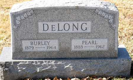 DELONG, PEARL - Richland County, Ohio | PEARL DELONG - Ohio Gravestone Photos