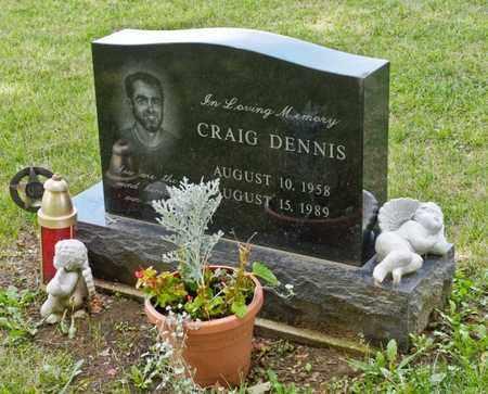 DENNIS, CRAIG - Richland County, Ohio | CRAIG DENNIS - Ohio Gravestone Photos