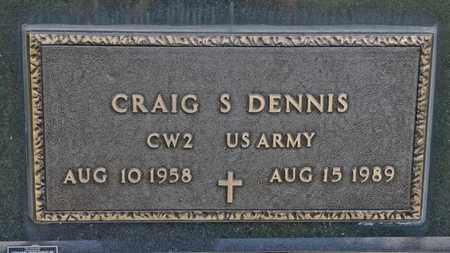 DENNIS, CRAIG S - Richland County, Ohio | CRAIG S DENNIS - Ohio Gravestone Photos