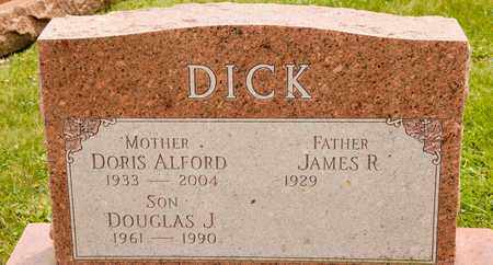 DICK, DOUGLAS J - Richland County, Ohio | DOUGLAS J DICK - Ohio Gravestone Photos