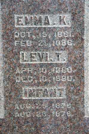 DICK, LEVI T - Richland County, Ohio | LEVI T DICK - Ohio Gravestone Photos