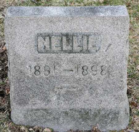 DICK, NELLIE - Richland County, Ohio | NELLIE DICK - Ohio Gravestone Photos