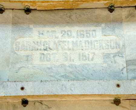 DICKSON, SARAH CLARELMA - Richland County, Ohio | SARAH CLARELMA DICKSON - Ohio Gravestone Photos