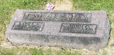 DIFFENBAUGH, LAURA A - Richland County, Ohio | LAURA A DIFFENBAUGH - Ohio Gravestone Photos