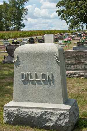 DILLON, JANE - Richland County, Ohio | JANE DILLON - Ohio Gravestone Photos