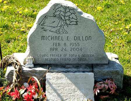 DILLON, MICHAEL E - Richland County, Ohio | MICHAEL E DILLON - Ohio Gravestone Photos