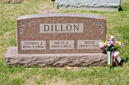 DILLON, THOMAS J - Richland County, Ohio | THOMAS J DILLON - Ohio Gravestone Photos