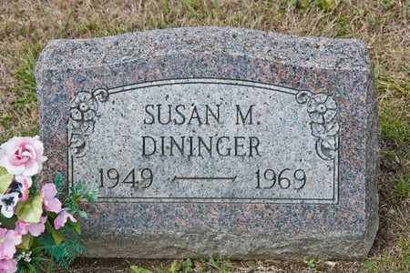 DININGER, SUSAN M - Richland County, Ohio | SUSAN M DININGER - Ohio Gravestone Photos