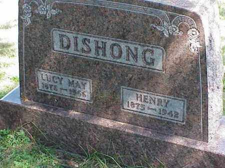 DISHONG, LUCY MAY - Richland County, Ohio | LUCY MAY DISHONG - Ohio Gravestone Photos