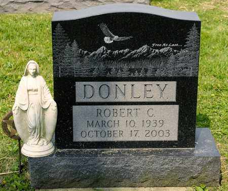 DONLEY, ROBERT C - Richland County, Ohio | ROBERT C DONLEY - Ohio Gravestone Photos