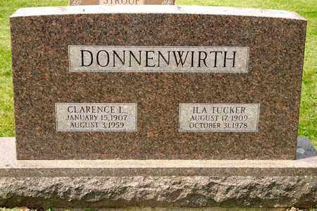 TUCKER DONNENWIRTH, ILA - Richland County, Ohio | ILA TUCKER DONNENWIRTH - Ohio Gravestone Photos