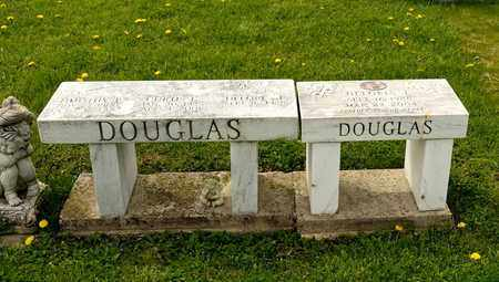 DOUGLAS, CURTIS E - Richland County, Ohio | CURTIS E DOUGLAS - Ohio Gravestone Photos