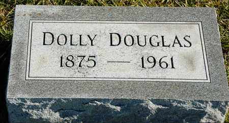 DOUGLAS, DOLLY - Richland County, Ohio | DOLLY DOUGLAS - Ohio Gravestone Photos