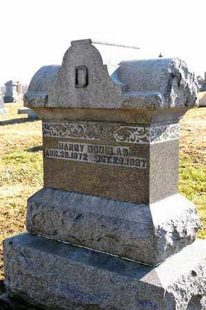 DOUGLAS, HARRY - Richland County, Ohio | HARRY DOUGLAS - Ohio Gravestone Photos