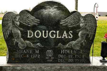 DOUGLAS, HOLLY J - Richland County, Ohio | HOLLY J DOUGLAS - Ohio Gravestone Photos