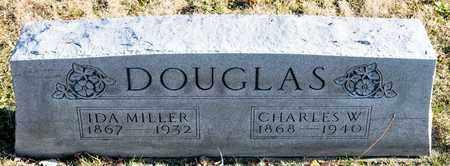 DOUGLAS, IDA - Richland County, Ohio | IDA DOUGLAS - Ohio Gravestone Photos