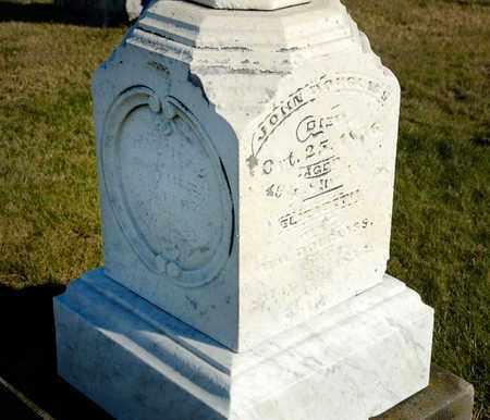 DOUGLASS, JOHN - Richland County, Ohio   JOHN DOUGLASS - Ohio Gravestone Photos