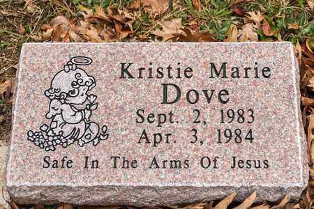 DOVE, KRISTIE MARIE - Richland County, Ohio | KRISTIE MARIE DOVE - Ohio Gravestone Photos