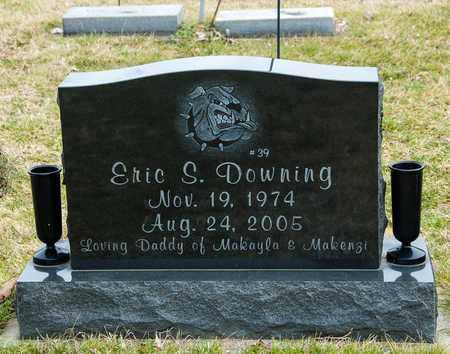 DOWNING, ERIC S - Richland County, Ohio | ERIC S DOWNING - Ohio Gravestone Photos