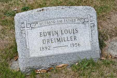 DREIMILLER, EDWIN LOUIS - Richland County, Ohio | EDWIN LOUIS DREIMILLER - Ohio Gravestone Photos