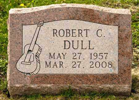 DULL, ROBERT C - Richland County, Ohio | ROBERT C DULL - Ohio Gravestone Photos