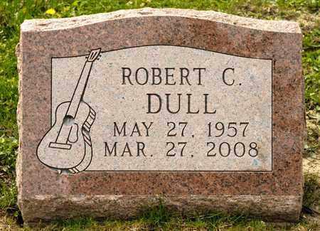 DULL, ROBERT C - Richland County, Ohio   ROBERT C DULL - Ohio Gravestone Photos