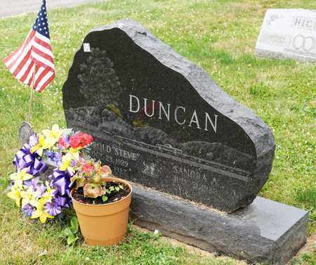 "DUNCAN, HAROLD ""STEVE"" - Richland County, Ohio | HAROLD ""STEVE"" DUNCAN - Ohio Gravestone Photos"