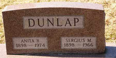 DUNLAP, ANITA B - Richland County, Ohio | ANITA B DUNLAP - Ohio Gravestone Photos