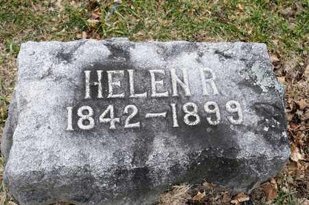 DUNLAP, HELEN R - Richland County, Ohio | HELEN R DUNLAP - Ohio Gravestone Photos