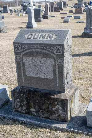 DUNN, JAMES W - Richland County, Ohio | JAMES W DUNN - Ohio Gravestone Photos