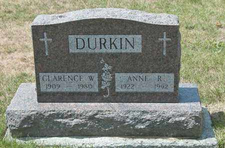 DURKIN, ANNE R - Richland County, Ohio | ANNE R DURKIN - Ohio Gravestone Photos