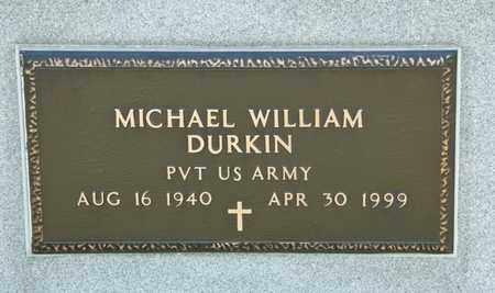 DURKIN, MICHAEL WILLIAM - Richland County, Ohio | MICHAEL WILLIAM DURKIN - Ohio Gravestone Photos