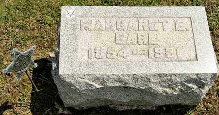 EARL, MARGARET E - Richland County, Ohio | MARGARET E EARL - Ohio Gravestone Photos