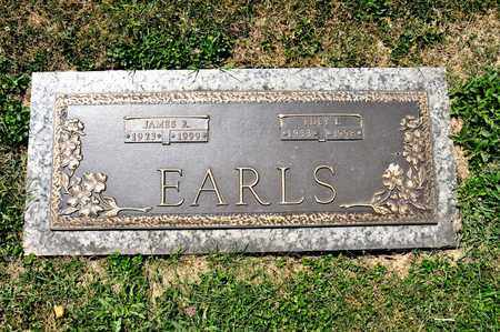 EARLS, JAMES R - Richland County, Ohio | JAMES R EARLS - Ohio Gravestone Photos