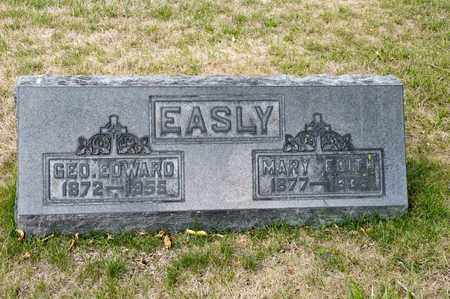EASLY, GEORGE EDWARD - Richland County, Ohio | GEORGE EDWARD EASLY - Ohio Gravestone Photos