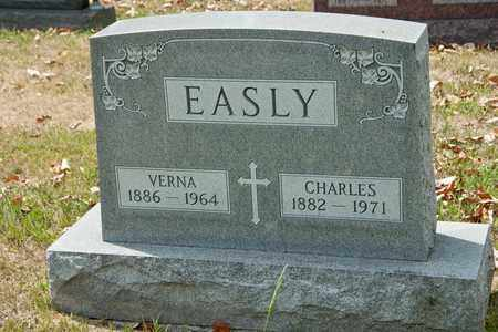 EASLY, VERNA - Richland County, Ohio | VERNA EASLY - Ohio Gravestone Photos