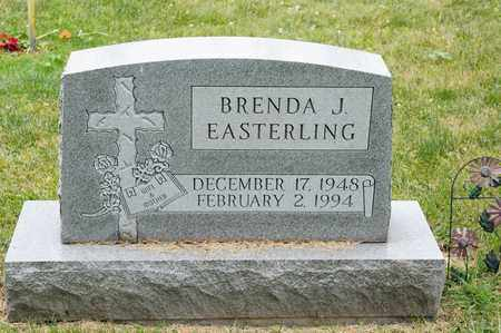 EASTERLING, BRENDA J - Richland County, Ohio | BRENDA J EASTERLING - Ohio Gravestone Photos