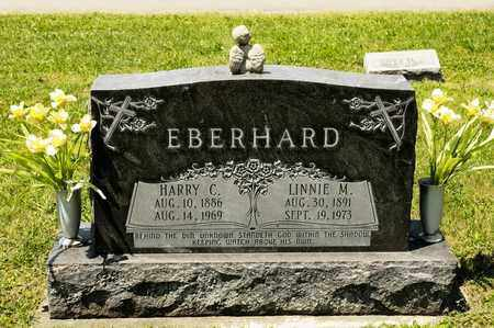 EBERHARD, LINNIE M - Richland County, Ohio | LINNIE M EBERHARD - Ohio Gravestone Photos