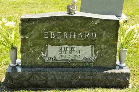 EBERHARD, MILDRED L - Richland County, Ohio | MILDRED L EBERHARD - Ohio Gravestone Photos